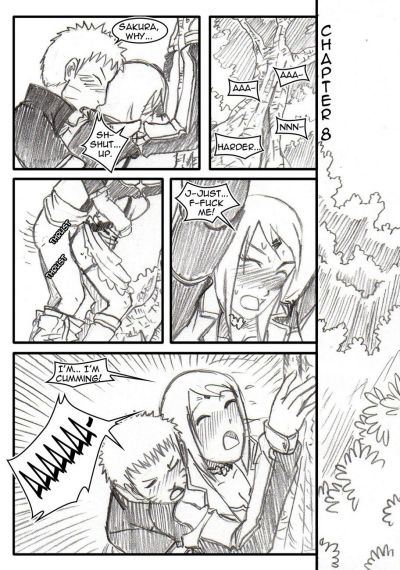 Naruto-Quest 8 - Scratches At The Surfac…